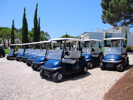 Vilar do Golf: club house