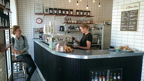 Kaffebaren Pa Mollan