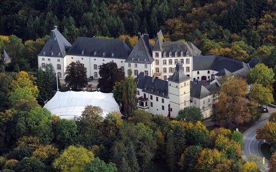 Freilichttheater Schloss Wiltz
