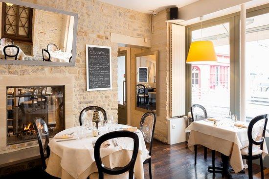 Le Pommier Restaurant: Nouveau look en 2016