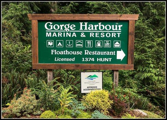 Whaletown, Καναδάς: Gorge Harbour Marina & Resort