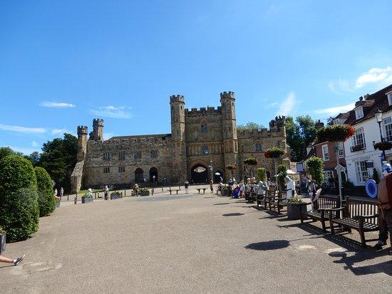 Entrance to Battle Abbey