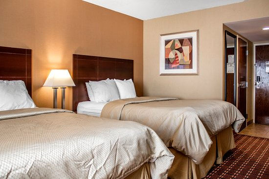 Dunkirk, NY: Guest Room