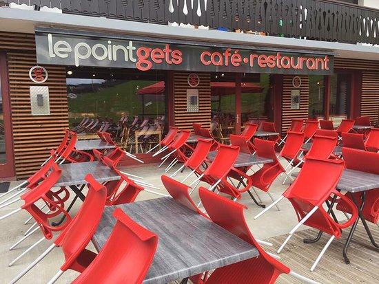 Les Gets, Frankrig: Le Pointgets