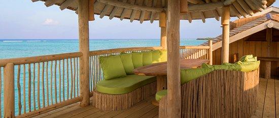 Noonu-atollen: Bedroom