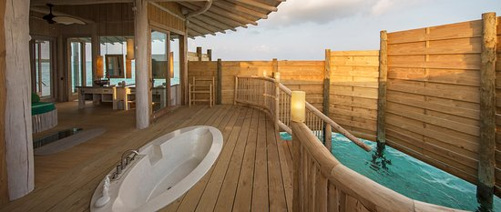Noonu Atoll: 1 Bedroom Overwater Villa
