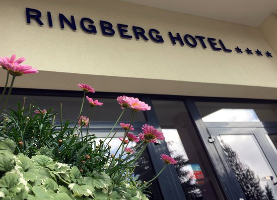 Hotel Ringberg: Haupteingang Ringberg Hotel