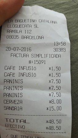 La Baguetina : 20160720_182725_large.jpg