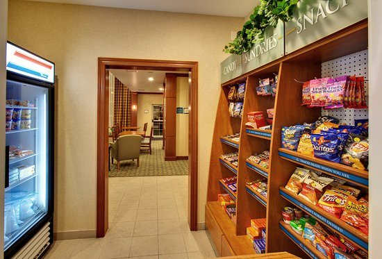 Staybridge Suites Sioux Falls: Vending