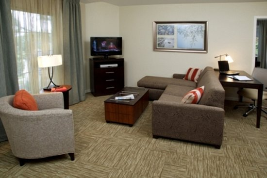 Staybridge Suites San Jose: Living Space Flexible And You Can Arrange It To  Be