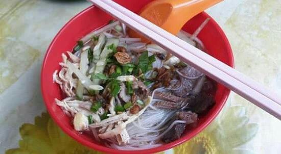 Papar, มาเลเซีย: Soto Daging RM3.50