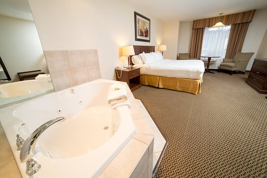 Drayton Valley, Canada: Jacuzzi Suite