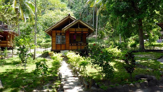 Sulawesi, Indonesien: Pulisan Jungle Beach Resort