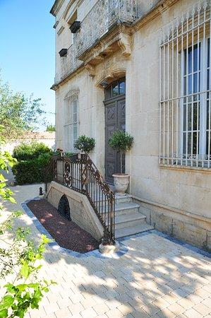 Saint-Nazaire-d'Aude, Fransa: Facade, - Voorgevel Maison Matisse
