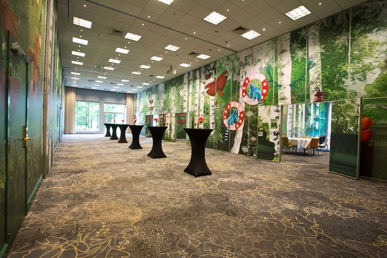 Diegem, Bélgica: Foyer
