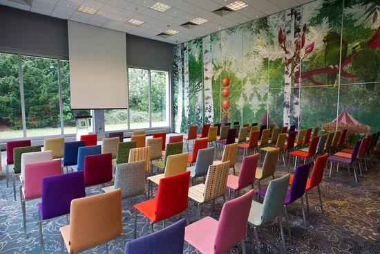 Diegem, Bélgica: Meeting Rooms with a maximum capacity of 500 persons
