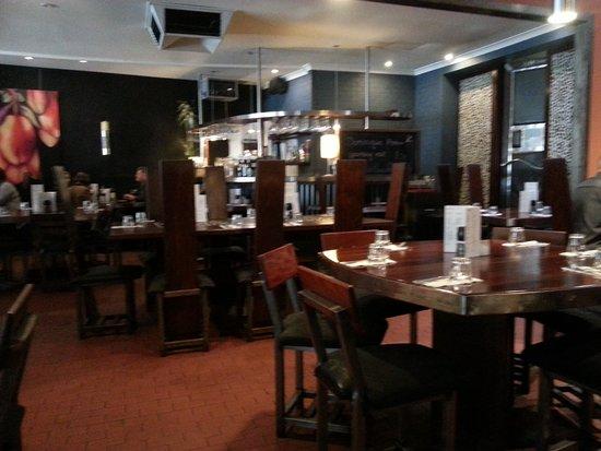 Kalamunda, Australien: inside the Embers Restaurant
