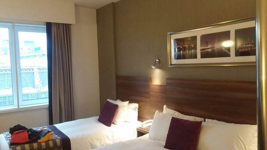 Jurys Inn Glasgow: So far so good