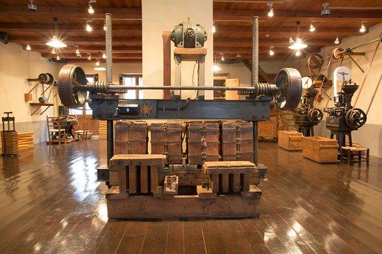 Sant Julia de Loria, Andorra: Museo del Tabaco / Musée du Tabac