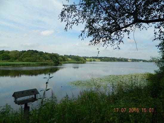 Northwich, UK: The lake