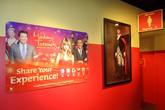 Madame Tussauds Washington D.C.: Inside waxworks