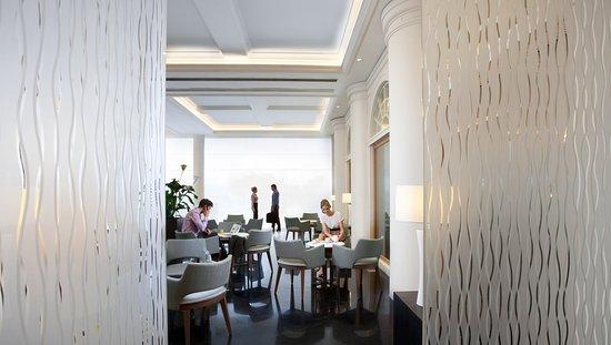 InterContinental David Tel Aviv: Guest Lounge
