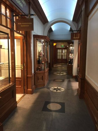 Auchterarder, UK: The corridors inside the hotel