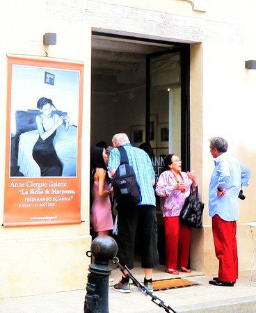Anne Clergue Galerie