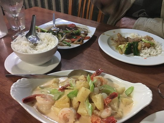 I have eaten Thai food everywhere.....even in Thai Land... But Jasmin Thai at Medowie is my favo