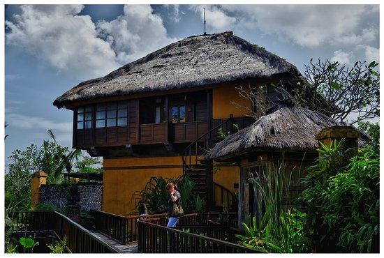 巴厘圖古酒店張圖片
