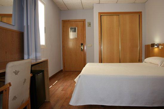 Mendez Nunez: Estandar 2 camas