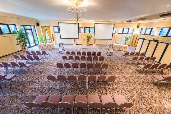 Parc Plaza Hotel Luxembourg : Marie Therese Conference Room at Hotel Parc Plaza