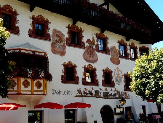 """Gasthof Postwirt: Der Postwirt  (""""The Gasthof"""")"""