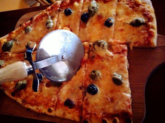 Miesbach, Duitsland: Die Kleine Osteria Im Himmisepp