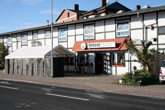 Wolfenbuttel, Germany: Aussenansicht