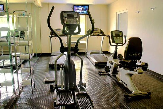 Piedras Negras, Mexico: Fitness Center