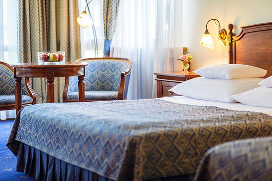 Belvedere Hotel : Double room
