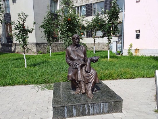 Monument to Shoemaker