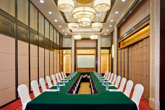 Qinhuangdao, China: Boardroom