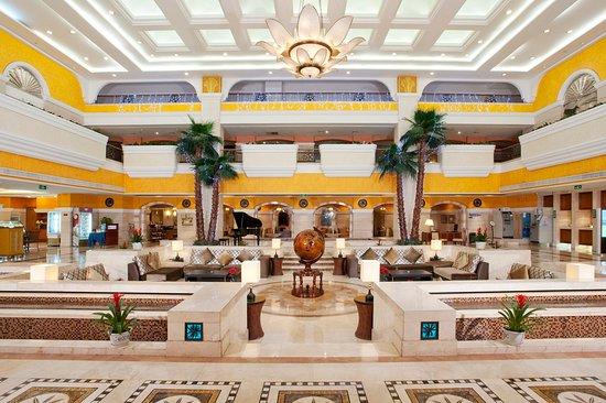 Qinhuangdao, China: Hotel Lobby