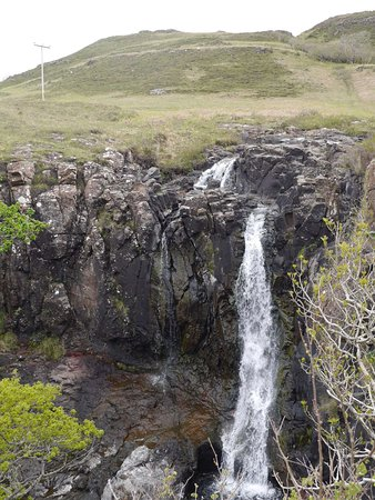 Eas Fors Waterfall