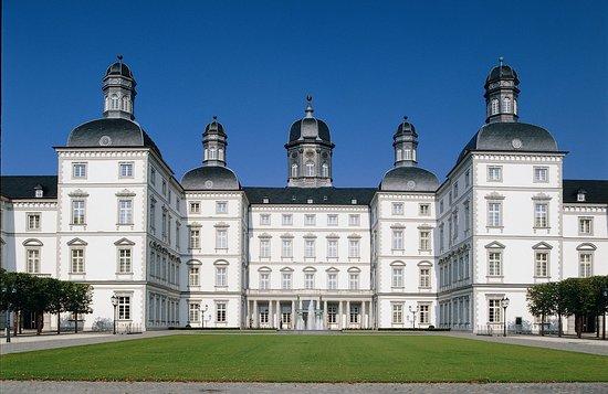 Althoff Grandhotel Schloss Bensberg : Exterior View