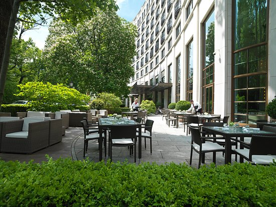 The Charles Hotel - Terrace
