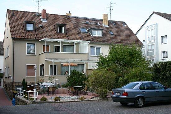 Niederrad Hotel: Exterior