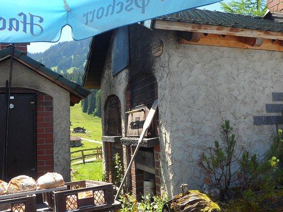 Albert Link Hütte Foto