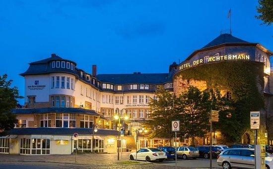 Hotel DER ACHTERMANN: Exterior View