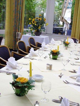 Avalon Hotelpark Königshof: MERLIN restaurant