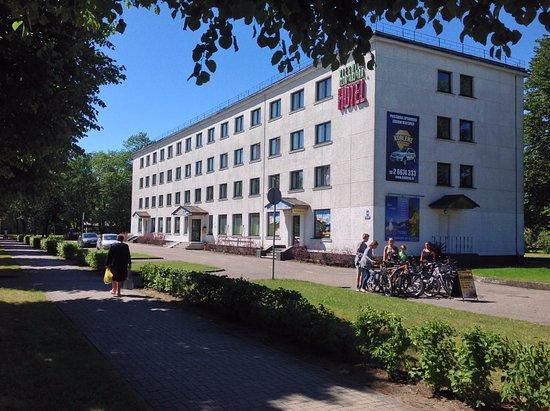 Ventspils, Látvia: Exterior