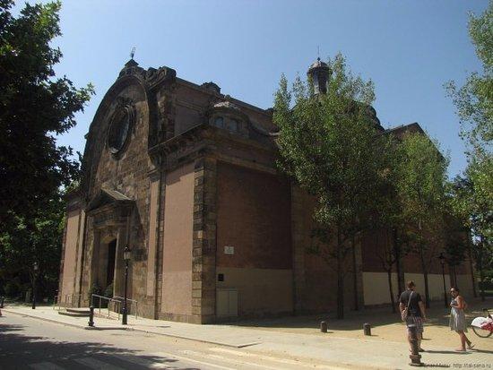 Parroquia Castrense de la Ciutadella