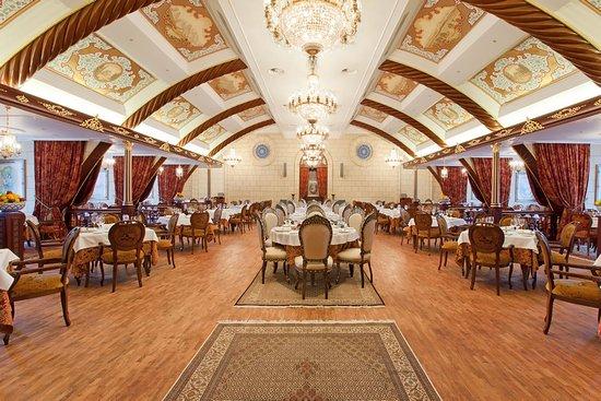 Radisson Royal Hotel Moscow: Farsi Iranian Restaurant